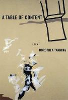 A Table Of Content (Paperback)