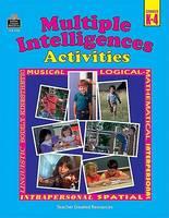 Multiple Intelligences Activities: K-4 (Paperback)