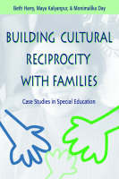 Building Cultural Reciprocity with Families: Case Studies in Special Education (Paperback)