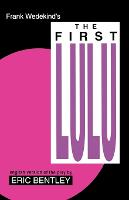 The First Lulu - Applause Books (Paperback)