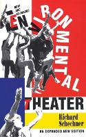 Environmental Theater - Applause Books (Paperback)