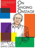 On Singing Onstage, Acting Series: Class Three: Subtext (DVD video)