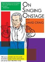On Singing Onstage, Acting Series: Classes One to Six (DVD video)