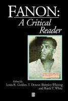 Fanon: A Critical Reader - Blackwell Critical Reader (Paperback)