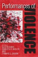 Performances of Violence (Paperback)