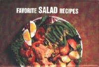 Favorite Salad Recipes (Hardback)