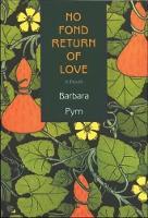 No Fond Return of Love (Paperback)