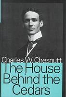 The House Behind the Cedars - Transaction Large Print S. (Hardback)