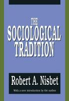 The Sociological Tradition (Paperback)
