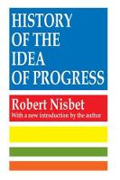 History of the Idea of Progress (Paperback)