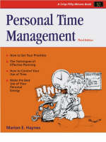 Personal Time Mgmt 3e-50 Min (Book)