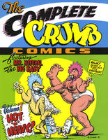 The Complete Crumb Comics #7: Hot and Heavy (Paperback)