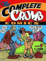 The Complete Crumb Comics Vol.9: R. Crumb Versus the Sisterhood (Paperback)