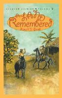 A Land Remembered - A Land Remembered (Hardback)
