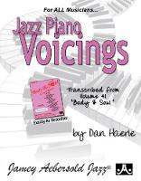 Jazz Piano Voicings - Volume 41 Body & Soul (Sheet music)