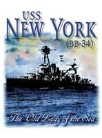 USS New York (Hardback)