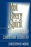 Not Every Spirit: Dogmatics of Christian Disbelief (Paperback)