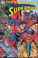 Superman: Return Of Superman The Return of Superman (Paperback)