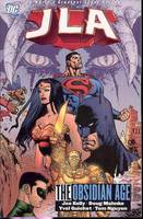 Jla TP Vol 11 The Obsidian Age Book One (Paperback)