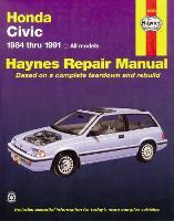 Honda Civic (84 - 91)