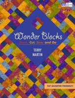 Wonder Blocks: Stack, Cut, Sew, and Go (Paperback)