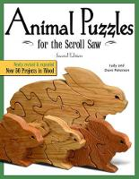 Animal Puzzles for the Scroll Saw, 2nd Edn (Paperback)