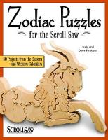 Zodiac Puzzles for Scroll Saw Woodworking (Paperback)