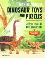 Making Wooden Dinosaur Toys and Puzzles (Paperback)