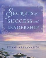 Secrets of Success and Leadership (Paperback)