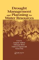 Drought Management and Planning for Water Resources (Hardback)