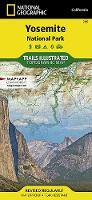 Yosemite National Park: Trails Illustrated National Parks (Sheet map, folded)