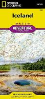 Iceland: Travel Maps International Adventure Map (Sheet map, folded)