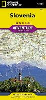 Slovenia: Travel Maps International Adventure Map (Sheet map, folded)