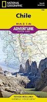 Chile: Travel Maps International Adventure Map (Sheet map, folded)