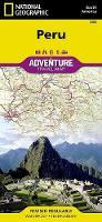 Peru: Travel Maps International Adventure Map (Sheet map, folded)