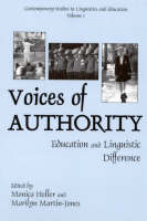 Voices of Authority: Education and Linguistic Difference (Paperback)
