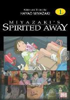 Spirited Away Film Comic, Vol. 1