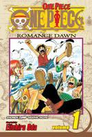 One Piece, Vol. 1 - One Piece 1 (Paperback)