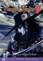 Hideyuki Kikuchis Vampire Hunter D Manga Volume 2 (Paperback)