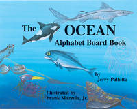 The Ocean Alphabet Board Book (Board book)