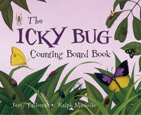 The Icky Bug Counting Book (Board book)