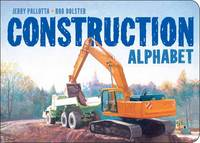 Construction Alphabet (Board book)