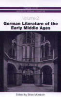 German Literature of the Early Middle Ages CHHGL 2 (Hardback)