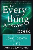 The Everything Answer Book: How Quantum Science Explains Love, Death, and the Meaning of Life (Paperback)