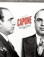 Capone: A Photographic Portrait of America's Most Notorious Gangster (Hardback)
