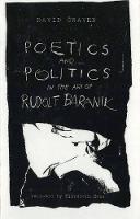 Poetics and Politics in the Art of Rudolf Baranik (Hardback)