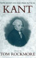 New Essays On The Precritical Kant (Hardback)