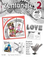 Zentangle(R) 2: 2 (Paperback)