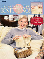 I Can't Believe I'm Knitting (Paperback)