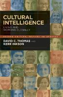 Cultural Intelligence: Living and Working Globally (Paperback)